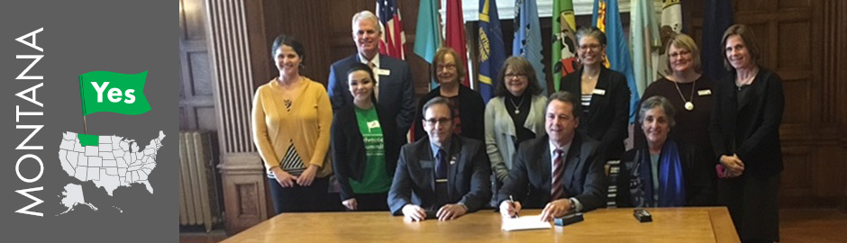 Victory in Montana! Governor Bullock Signs Biosimilar Substitution