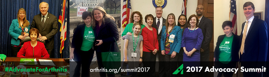 Advocacy Summit Day 2 Highlights: Advocates Meet with State and Federal Policymakers to Share Their Stories