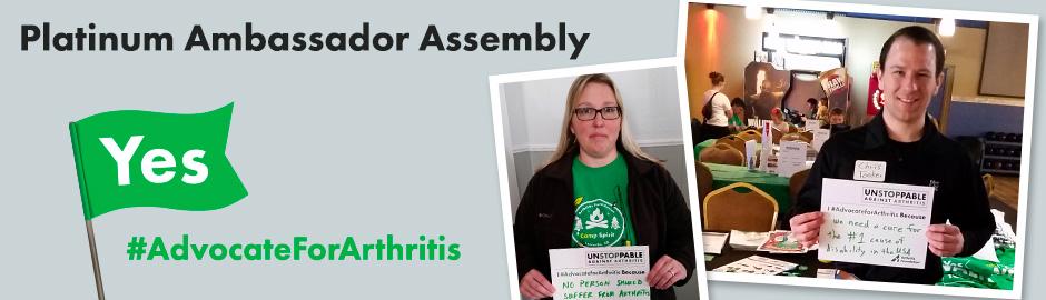 Platinum Ambassador Assembly - Highlights from Capitol Hill