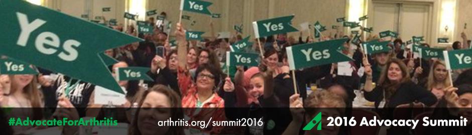 Advocacy Summit Banner
