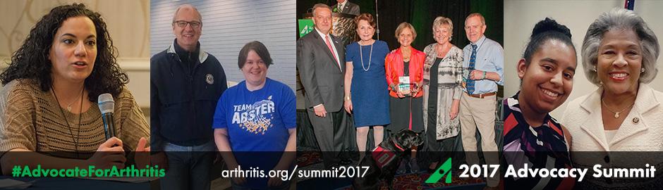 2016 Arthritis Foundation Platinum Ambassadors