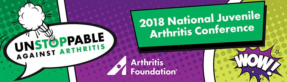 2018 juvenile arthritis conference