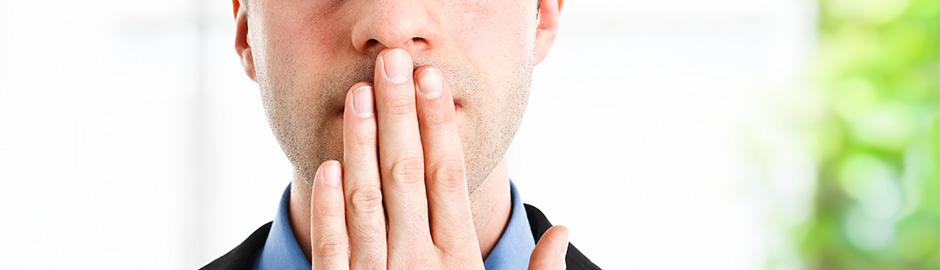 arthritis and bad breath