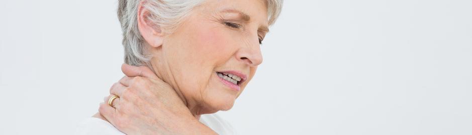 Neck Pain Arthritis Massage