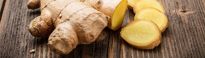 Health Benefits Ginger