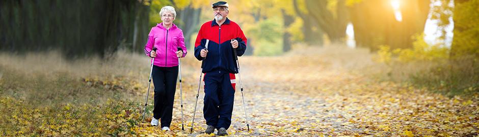 Nordic Walking for Arthritis