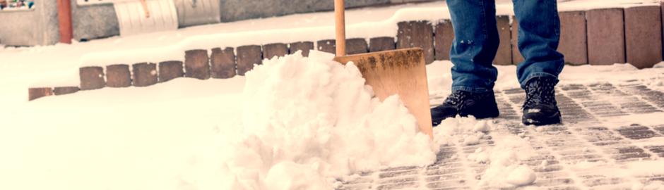 remove snow ice
