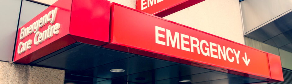 when to go to the emergency room