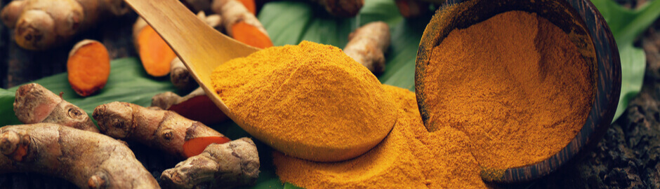 tumeric and curcumin