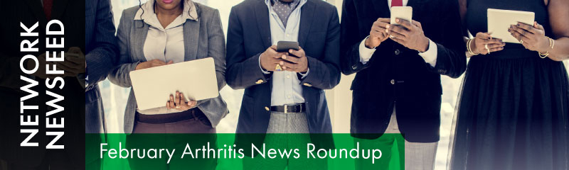 arthritis news roundup