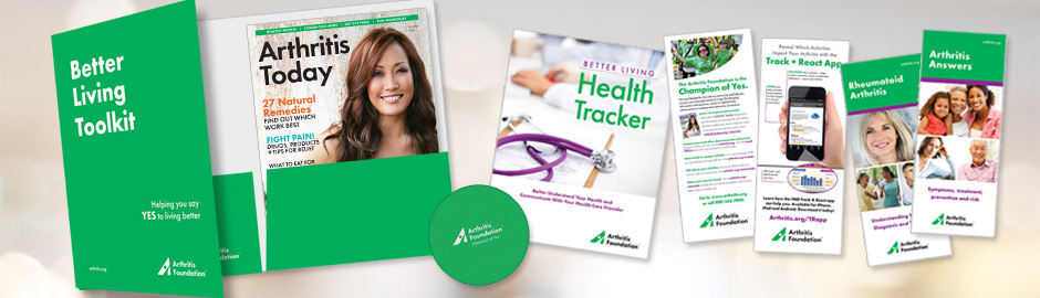 Better Living Toolkit Arthritis