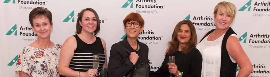 St. John and Arthritis Foundation- Fashion Fights Arthritis