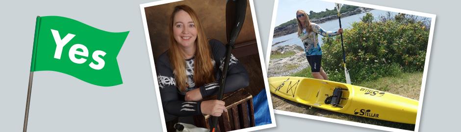 Rheumatoid Arthritis Kayaking World Record
