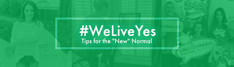 """Gerica's Tips for the """"New"""" Normal"""