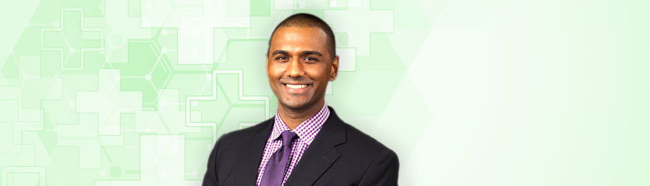 Meet Vin Sivan Pillai: One of Our Newest Foundation-Sponsored Fellows!