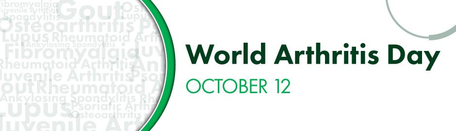World Arthritis Day 2019